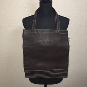 Genuine Leather American Eagle Outfitters Tote Bag
